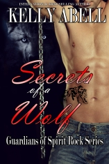 Secrets of a Wolf Final cover