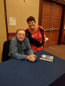 Kelly and James Patterson